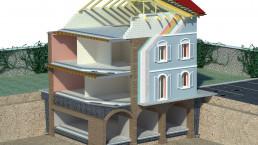Soluzioni minerali per efficientamento energetico